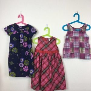 Party To Playtime Girl's Size Five Clothing Bundle